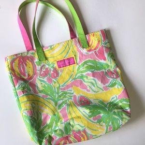 Lily Pulitzer for Estée Lauder Tote Shoulder Bag